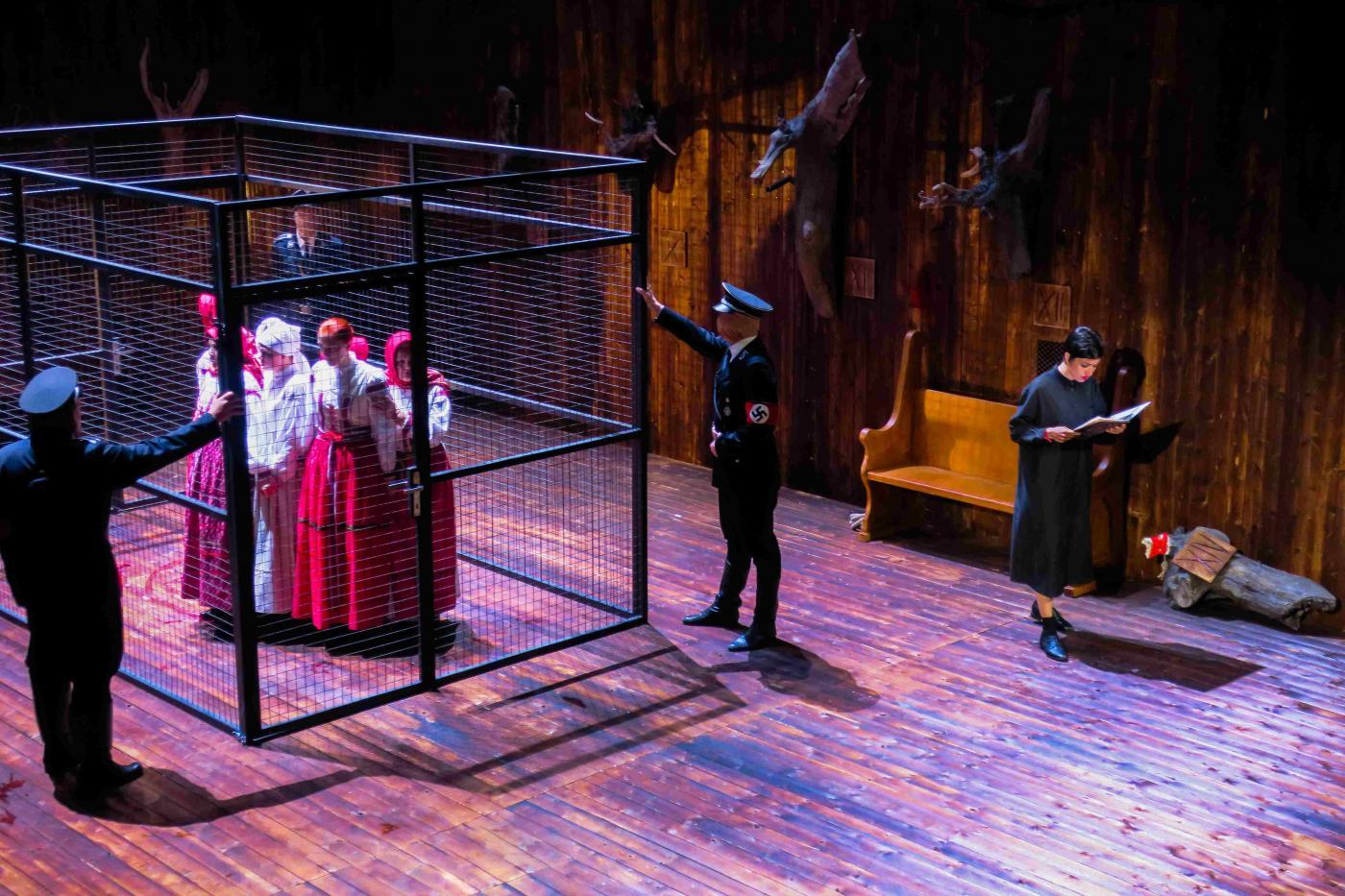 Divadelní představení Žitkovské bohyně