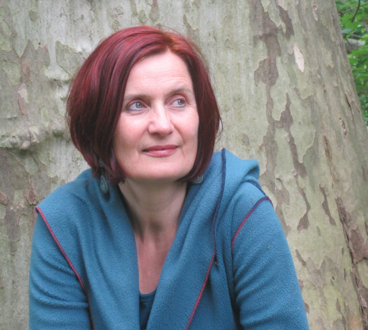Meeting with the writer Ursula Wiegele